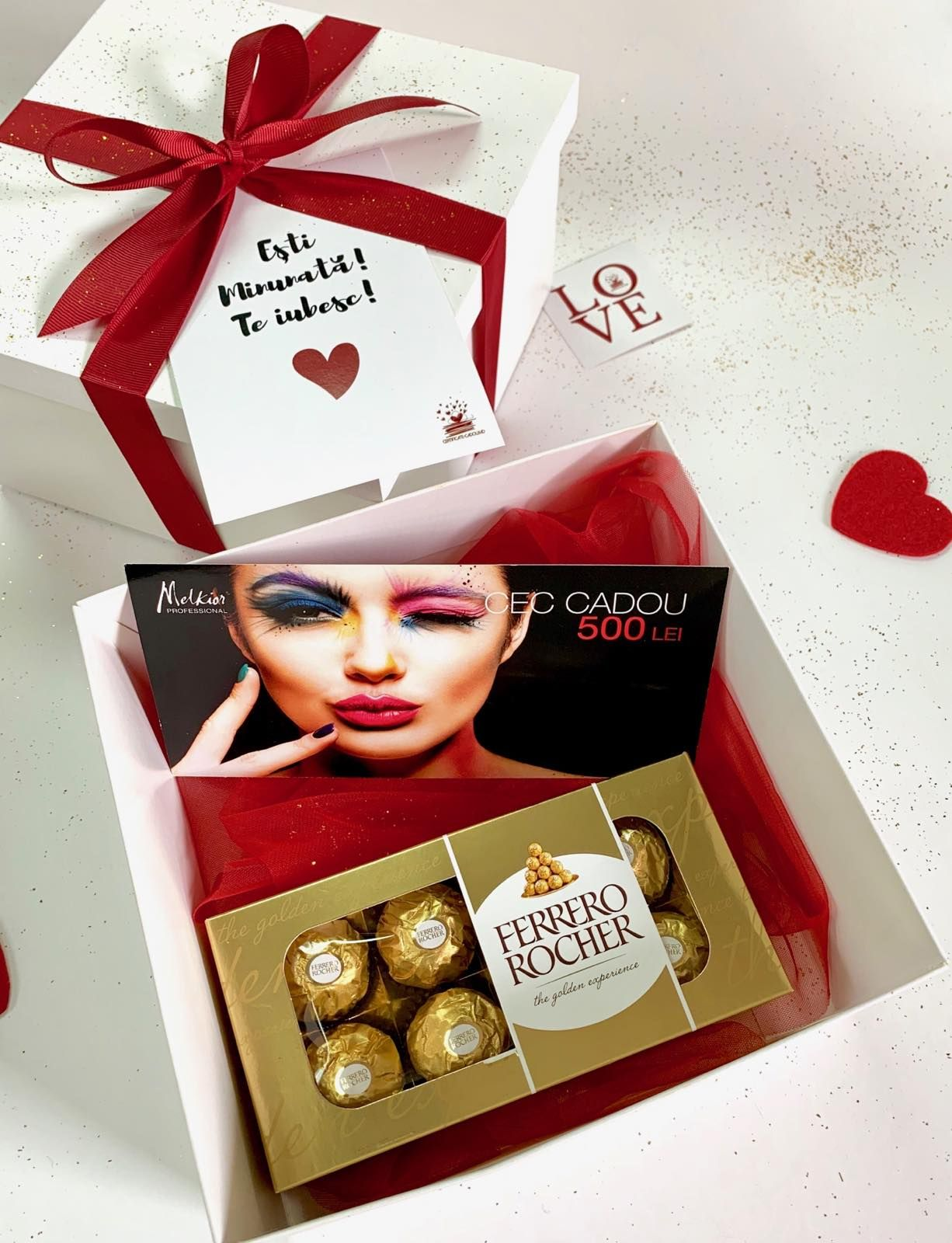 LOVE and Cosmetics